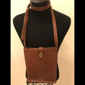 NEW FOSSIL Carrier MESSENGER BAG